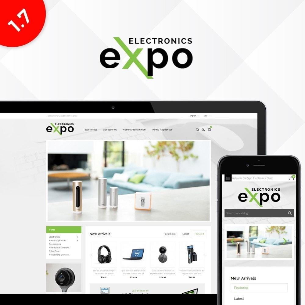 theme - Electronique & High Tech - Expo Electronics Store - 1