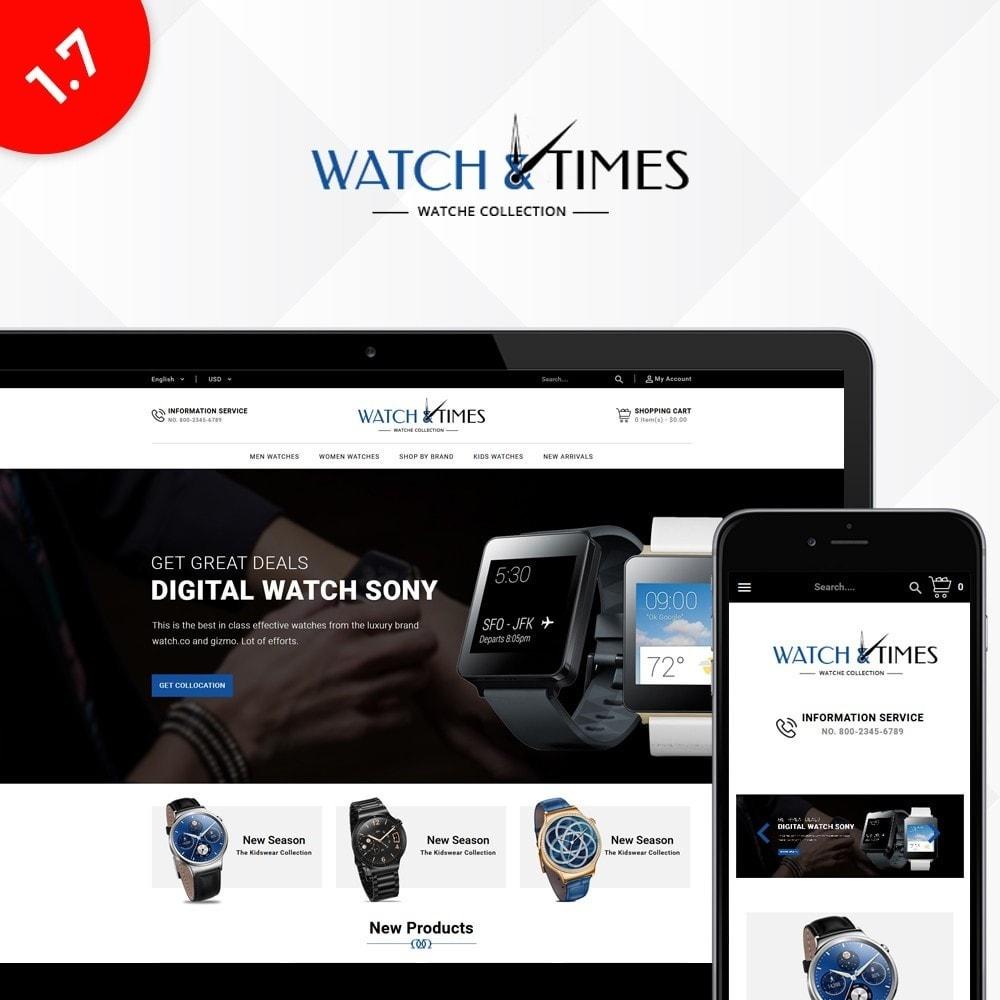 theme - Bijoux & Accessoires - Watch & Times Store - 1