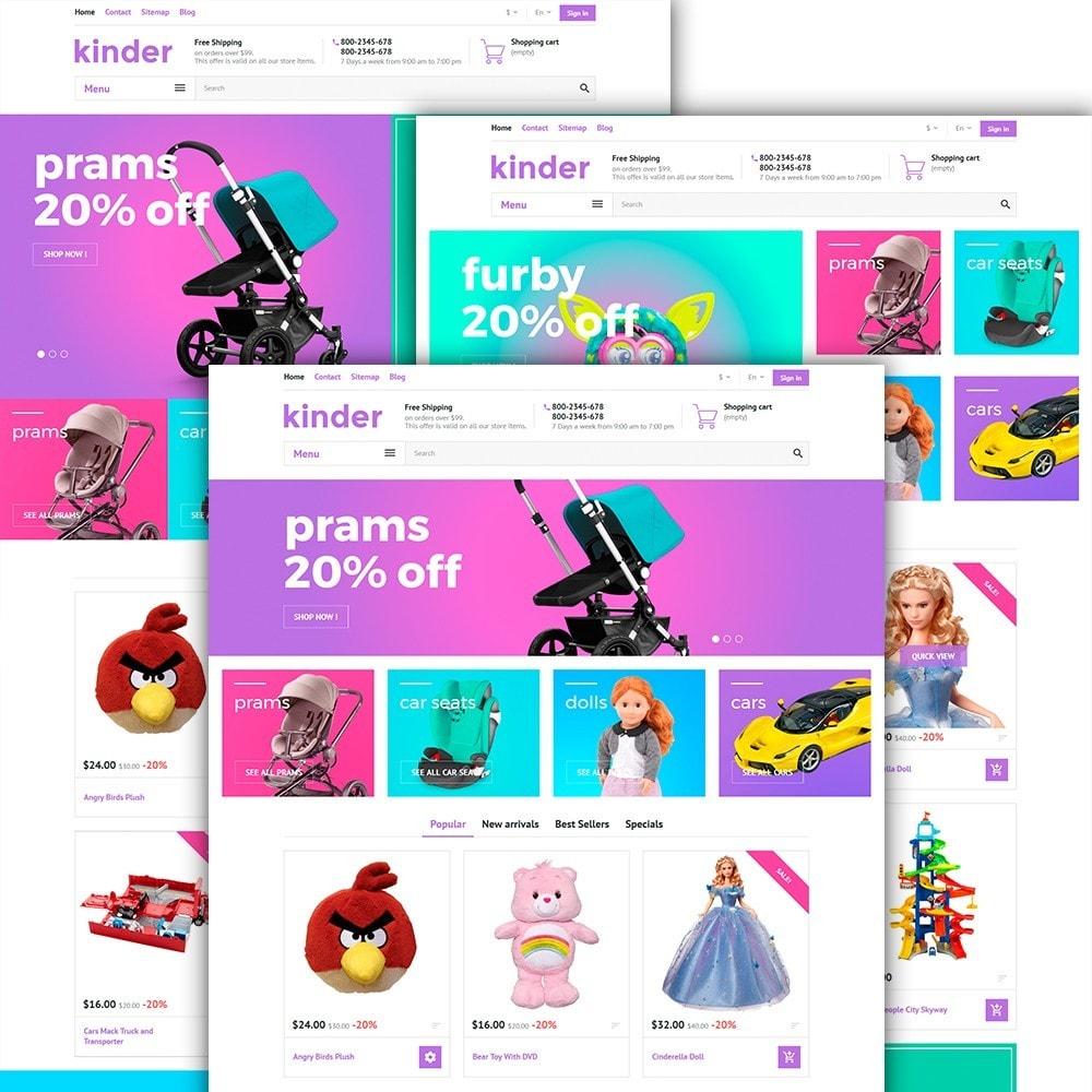 theme - Kinderen & Speelgoed - Kinder - 2