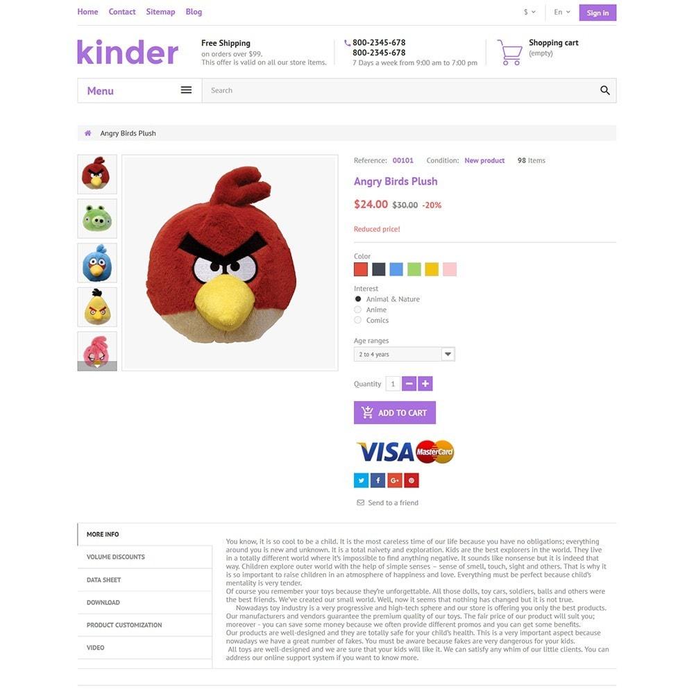 theme - Kinderen & Speelgoed - Kinder - 3