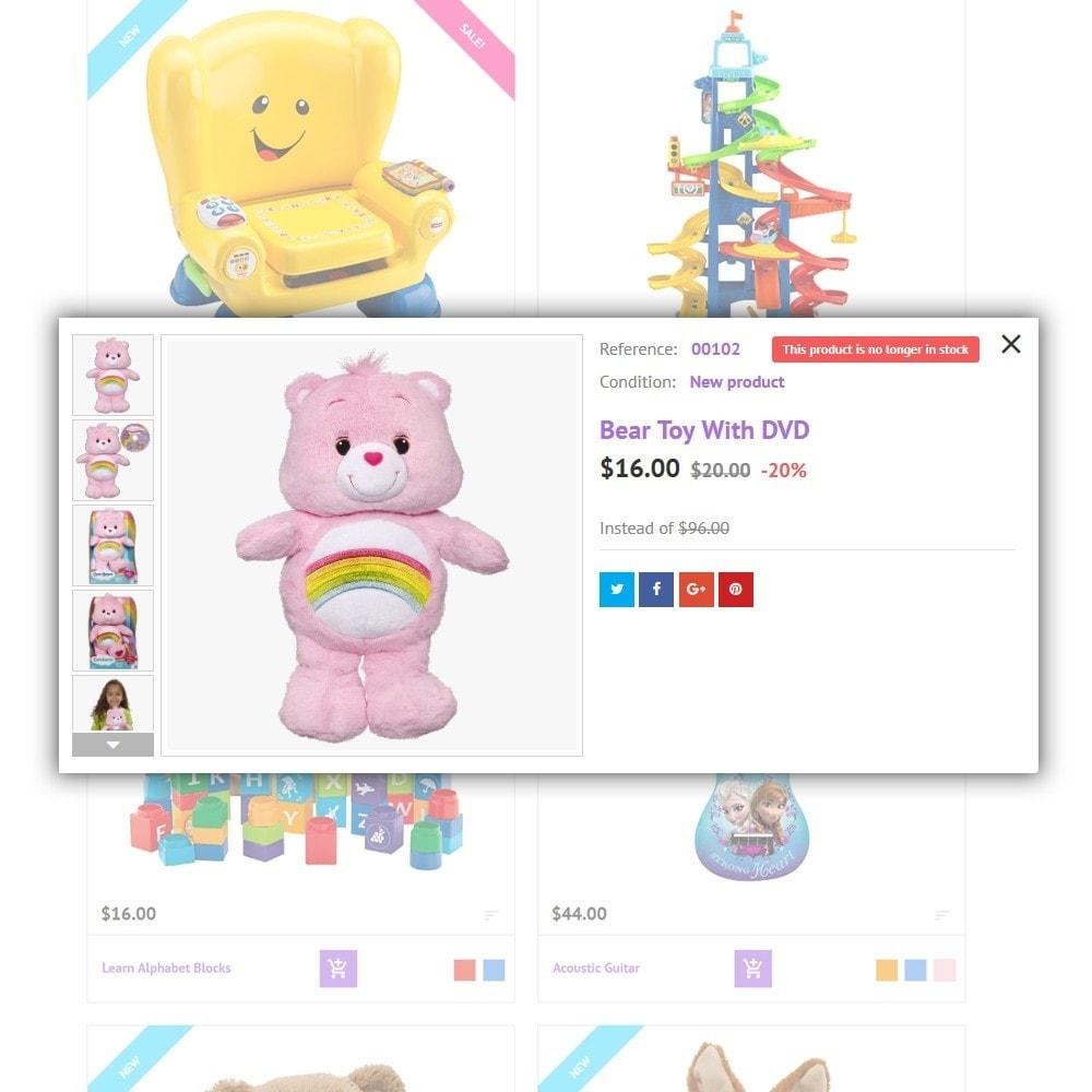 theme - Kinderen & Speelgoed - Kinder - 4