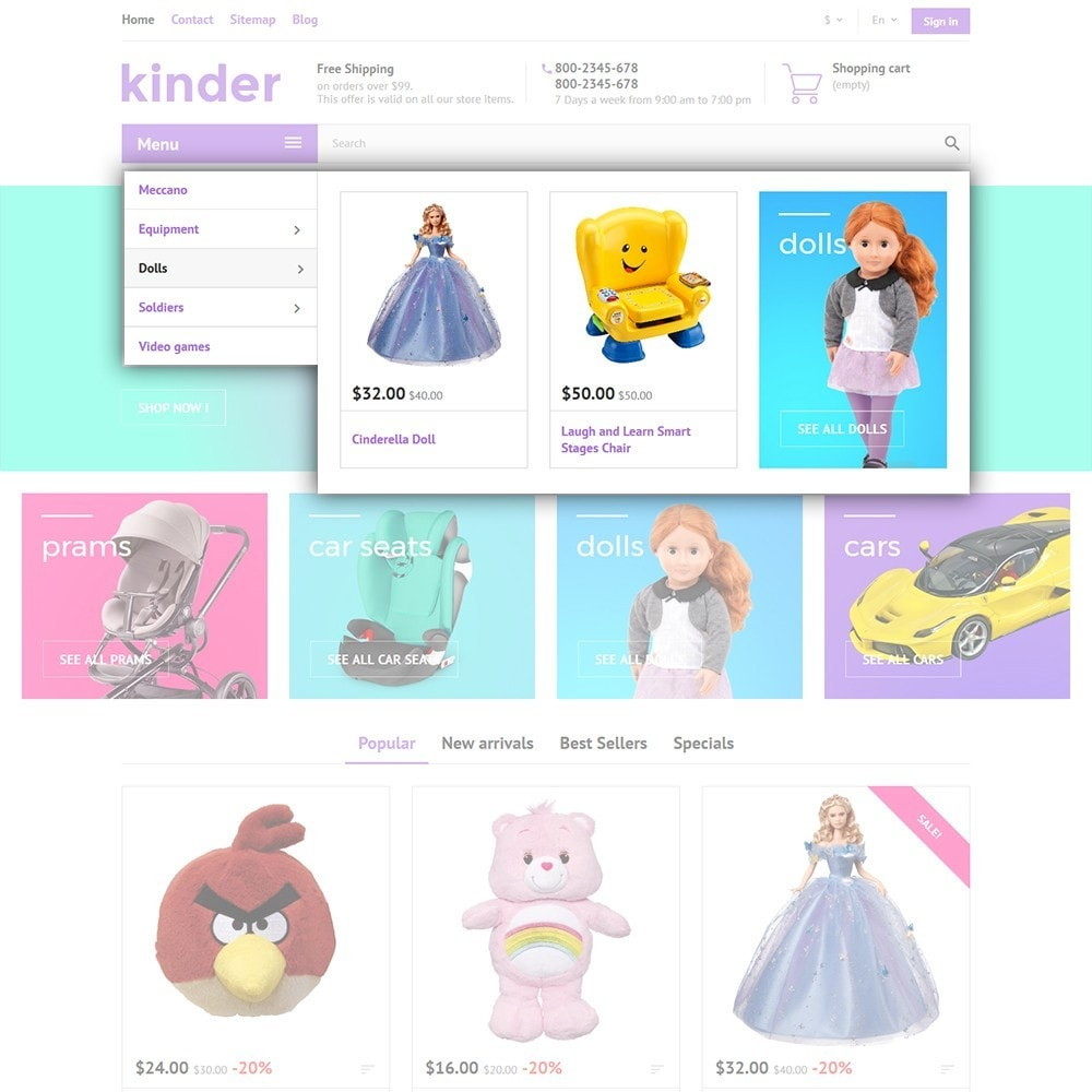 theme - Kinderen & Speelgoed - Kinder - 5