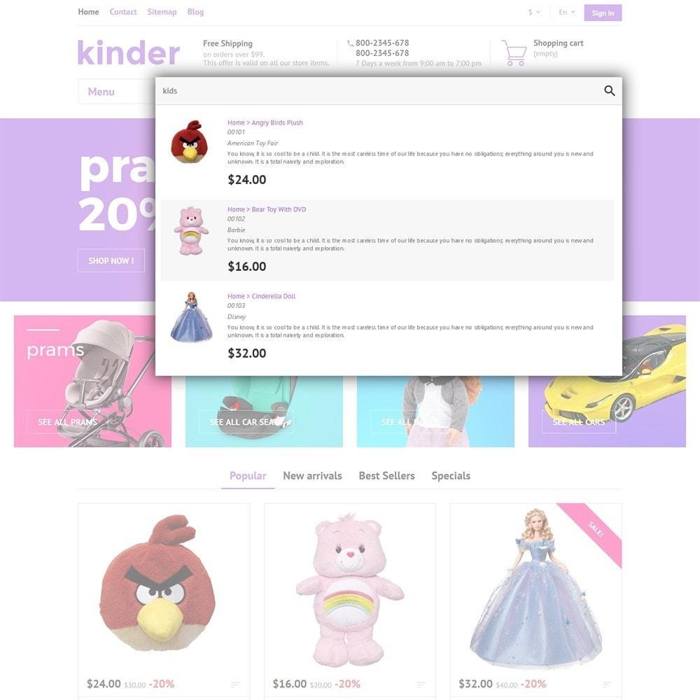 theme - Kinderen & Speelgoed - Kinder - 6
