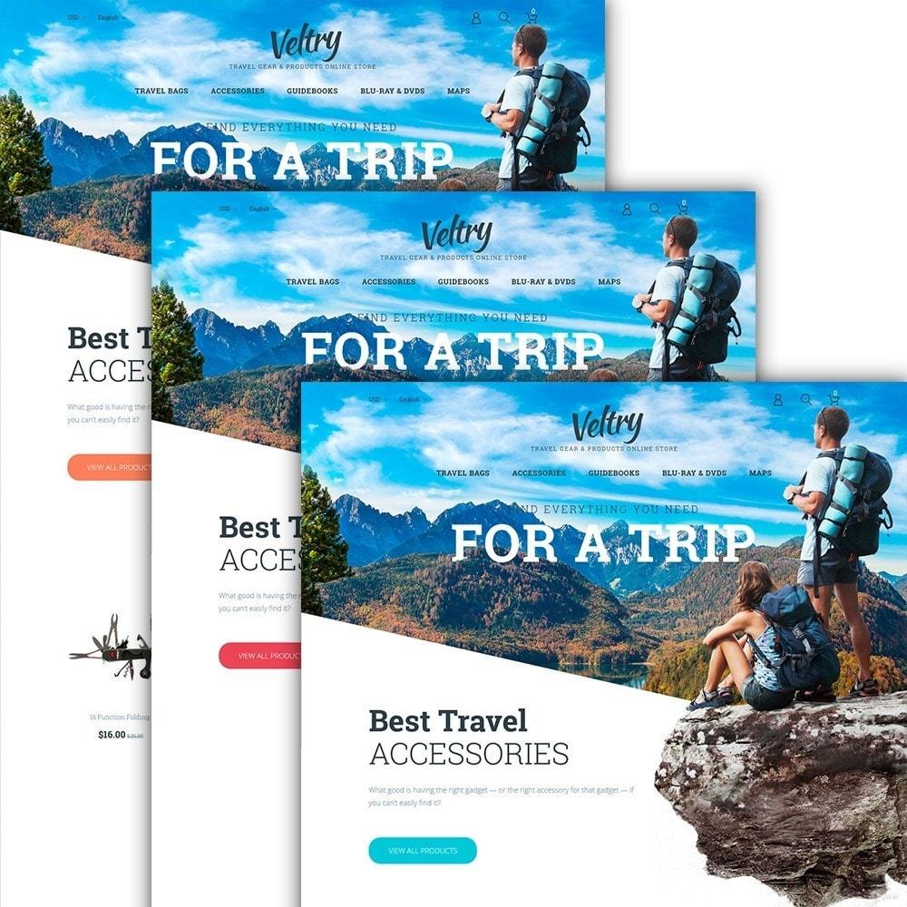 theme - Deportes, Actividades y Viajes - Veltry - 2