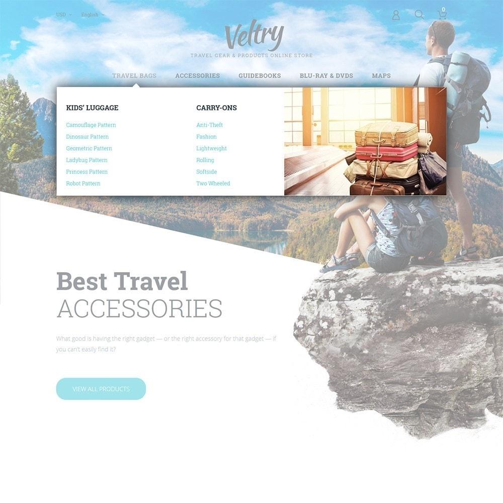 theme - Deportes, Actividades y Viajes - Veltry - 5