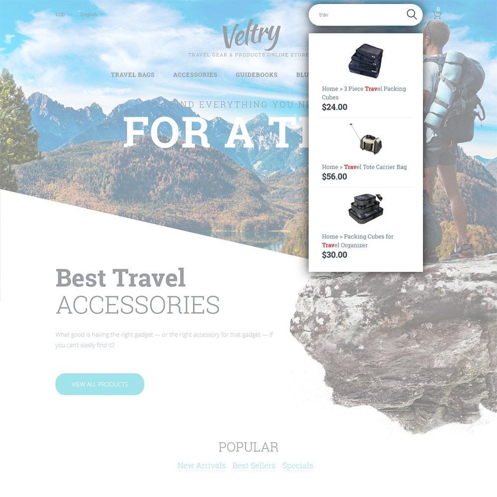 theme - Deportes, Actividades y Viajes - Veltry - 6