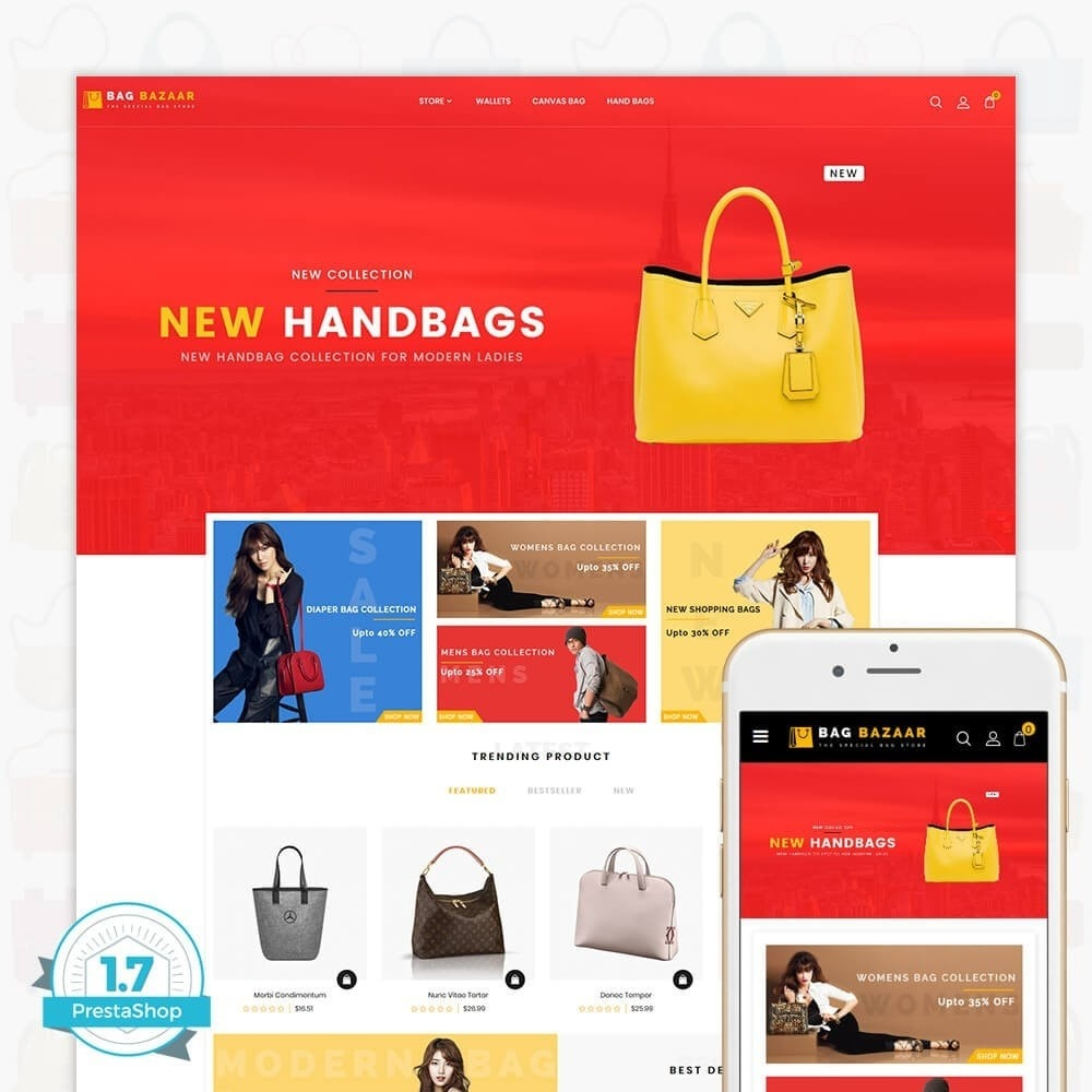 theme - Sport, Loisirs & Voyage - Bag Bazaar - The Special Bag Store - 1