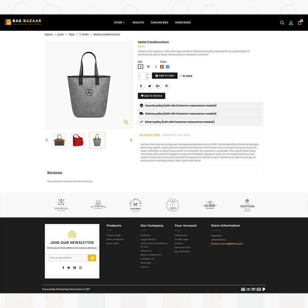 theme - Sport, Loisirs & Voyage - Bag Bazaar - The Special Bag Store - 5