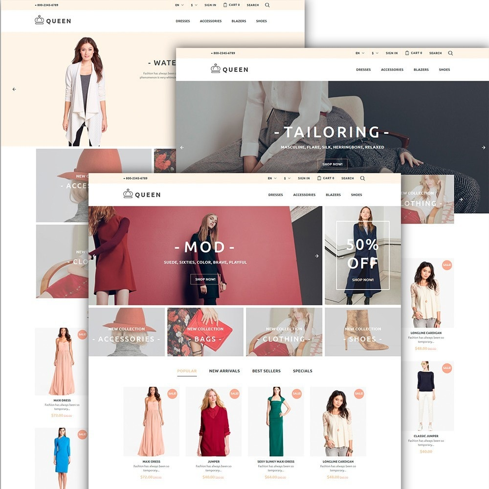 theme - Moda y Calzado - Queen - Womens Clothes - 2