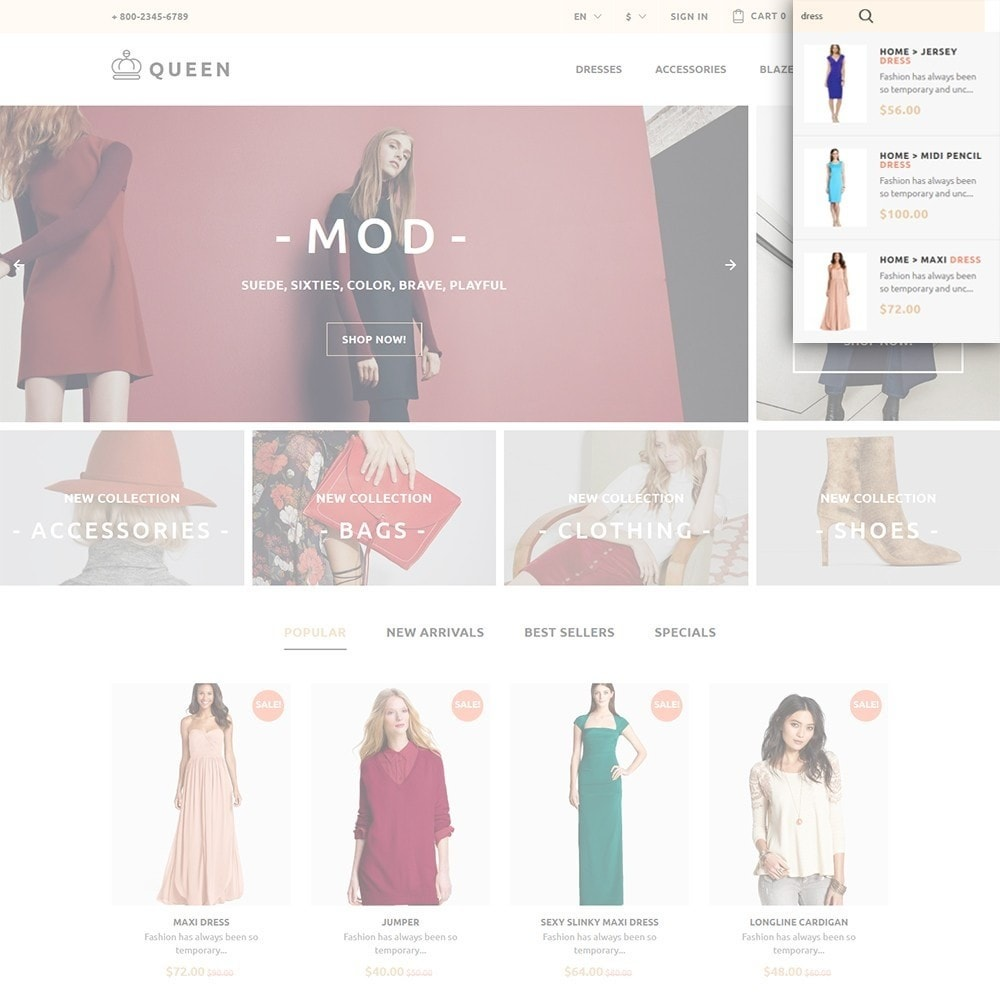 theme - Moda y Calzado - Queen - Womens Clothes - 6