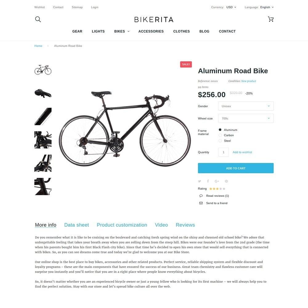 theme - Sport, Attività & Viaggi - Bikerita - 3