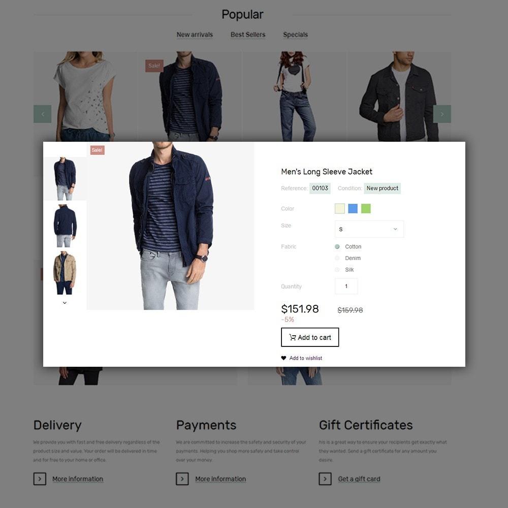 theme - Moda & Calçados - Mannerlo - Apparel Responsive - 4