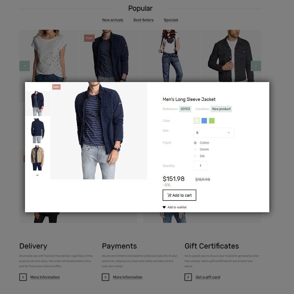 theme - Мода и обувь - Mannerlo - Apparel Responsive - 4