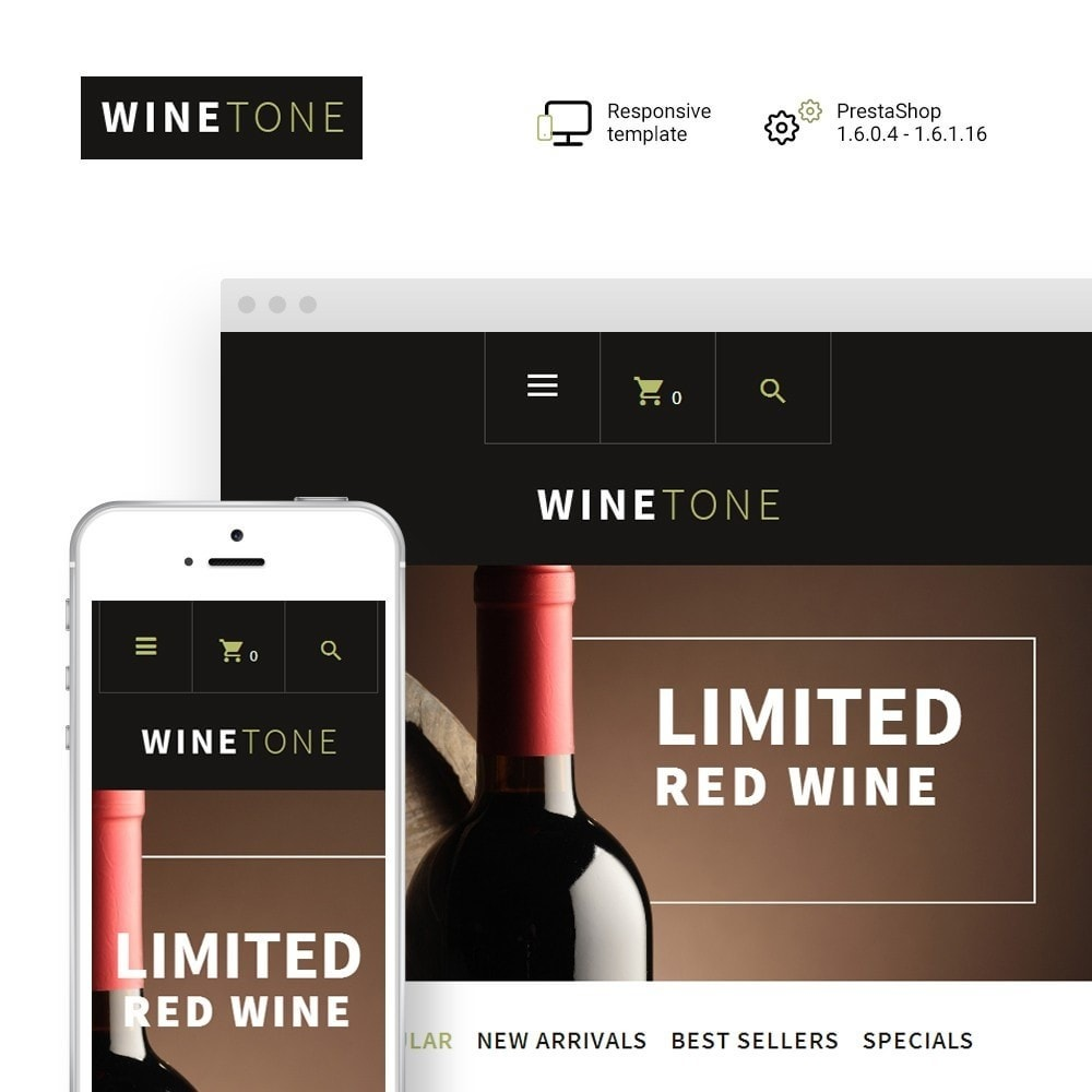 theme - Drank & Tabak - WineTone - 1