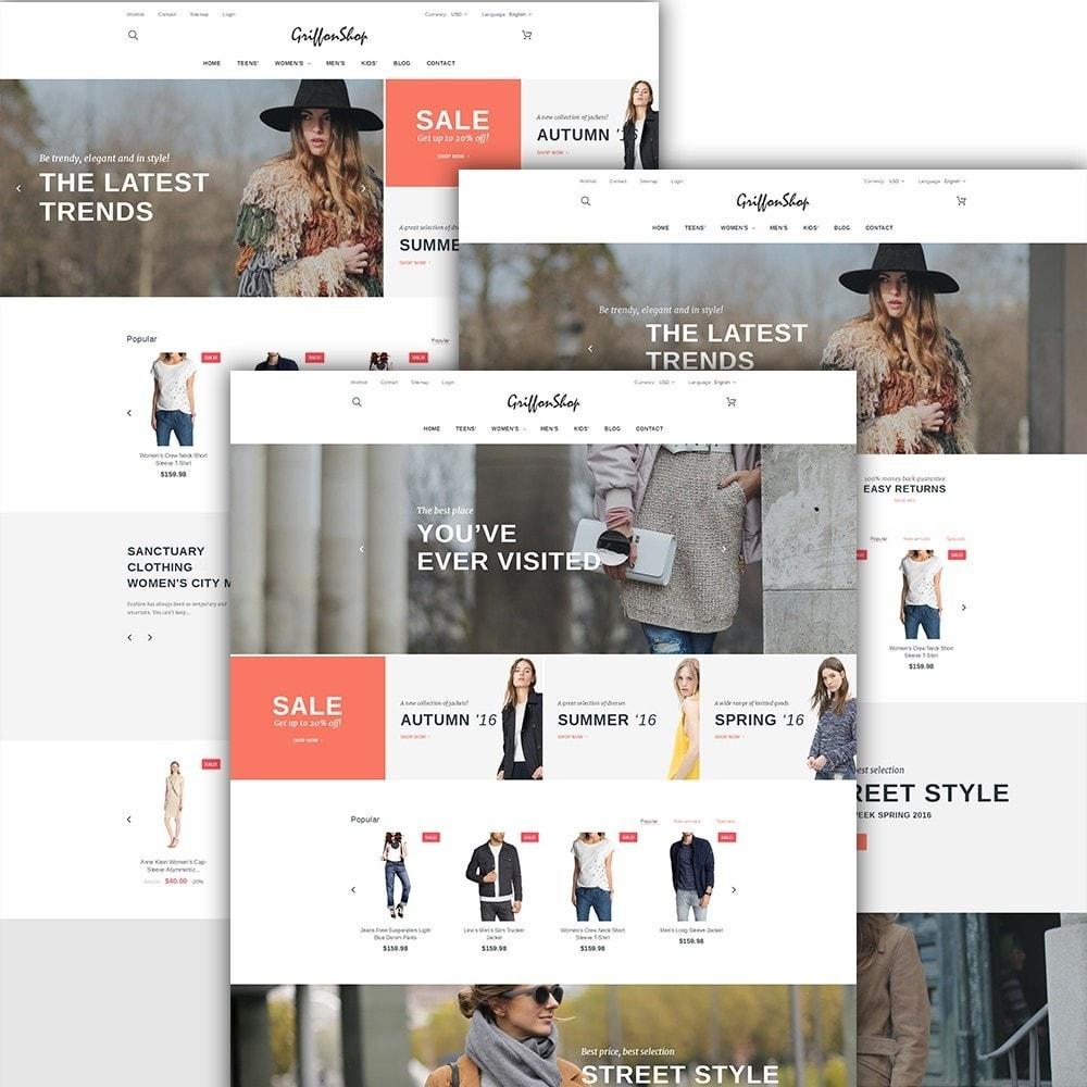 theme - Mode & Chaussures - Griffon Shop - Apparel - 2