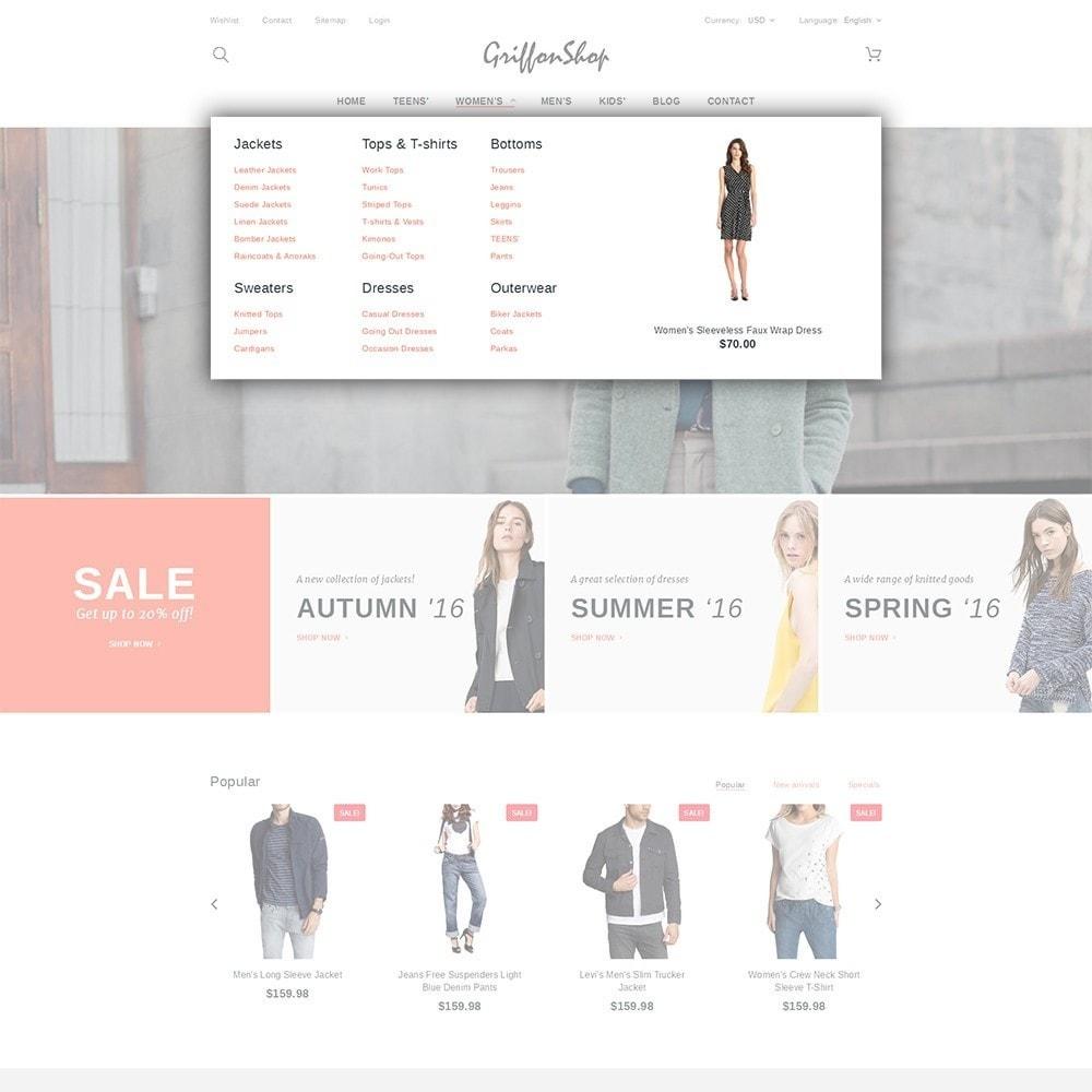 theme - Moda y Calzado - Griffon Shop - Apparel - 5