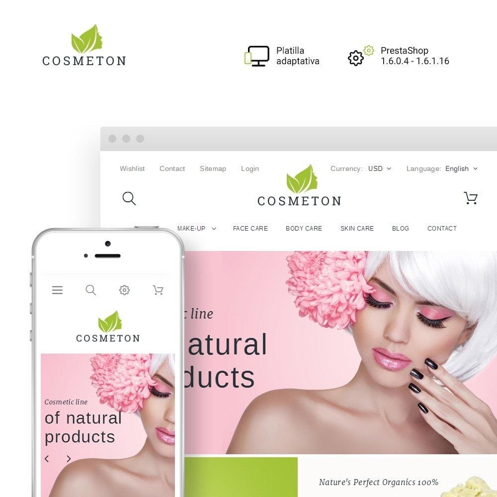 theme - Salud y Belleza - Cosmeton - Skin Care - 1