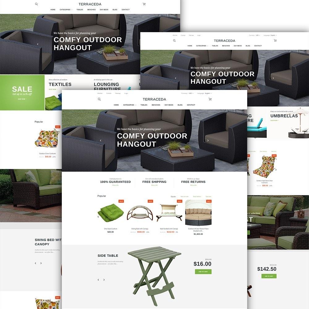 theme - Kultura & Sztuka - Terraceda - Outdoor Furniture - 2