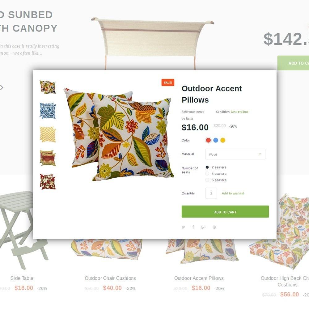 theme - Kunst & Cultuur - Terraceda - Outdoor Furniture - 4
