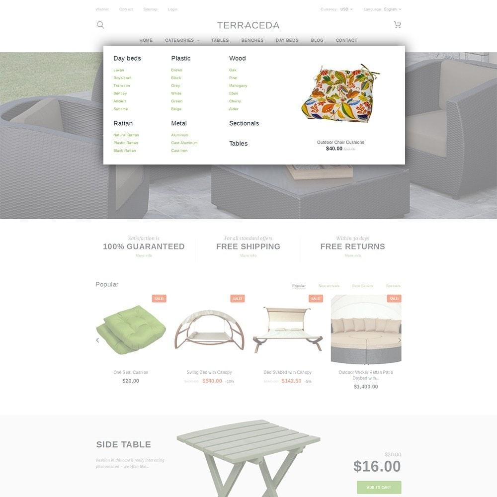 theme - Kunst & Cultuur - Terraceda - Outdoor Furniture - 5