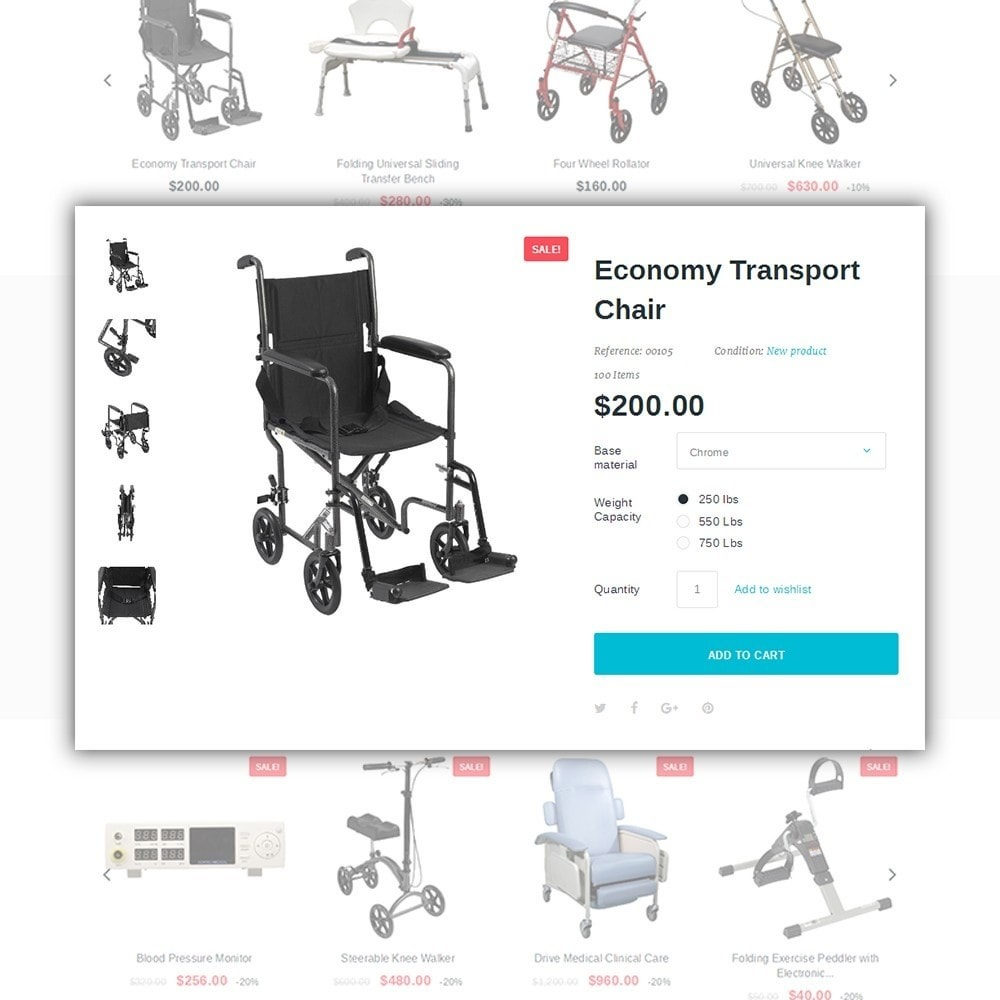 theme - Saúde & Beleza - Mansavex - Medical Equipment - 4
