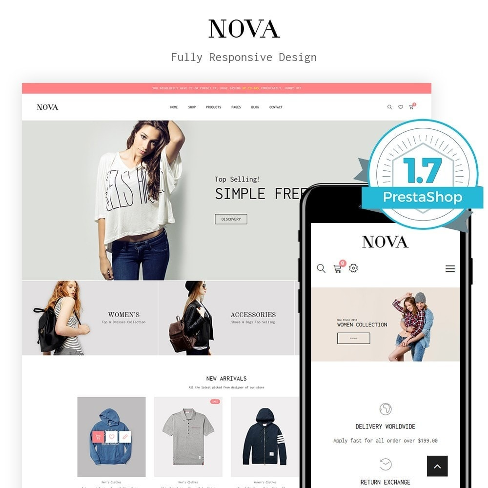 theme - Fashion & Shoes - JMS Nova 1.7 - 1