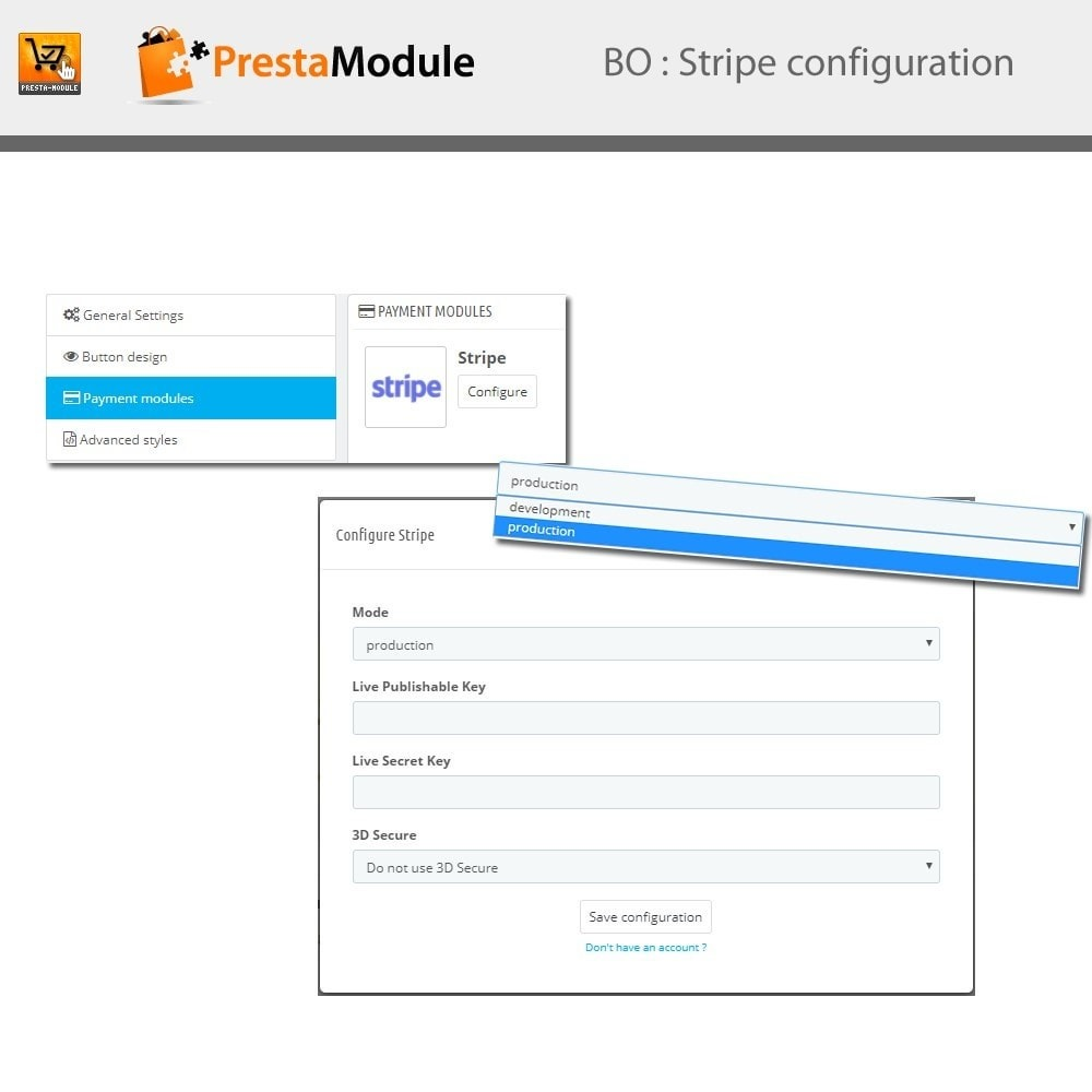 module - Płatność kartą lub Płatność Wallet - One Click Order - Buy in one click - 6