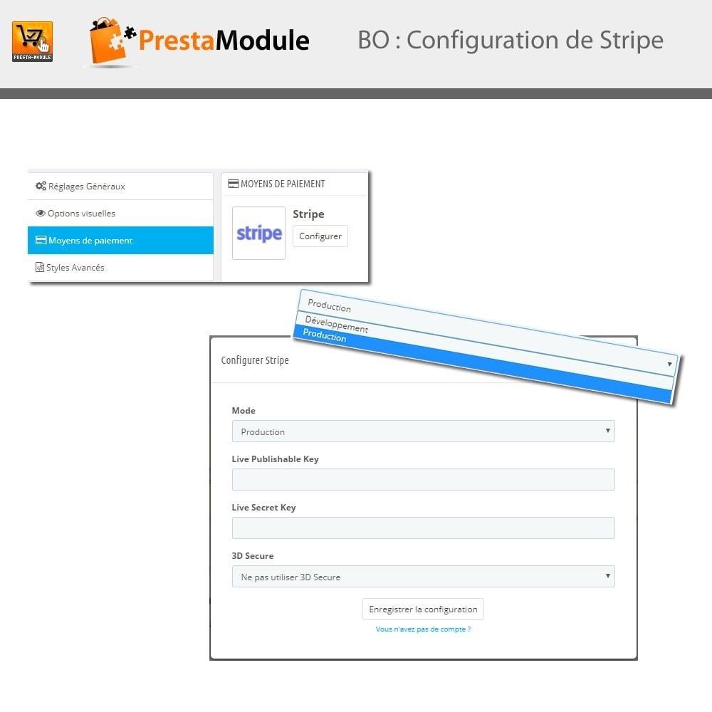 module - Paiement par Carte ou Wallet - One Click Order - Achat en un clic - 6