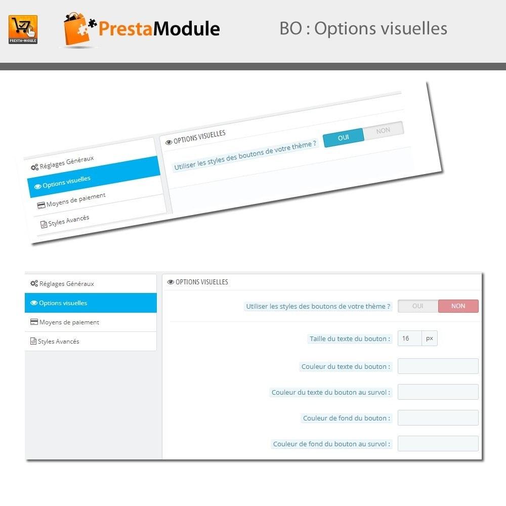 module - Processus rapide de commande - One Click Order - 5