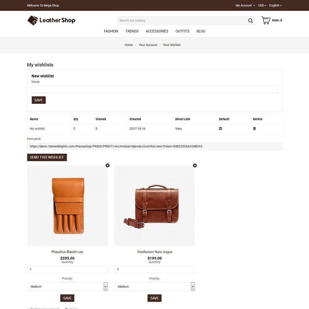 theme - Moda & Calzature - Leather Shop - 8