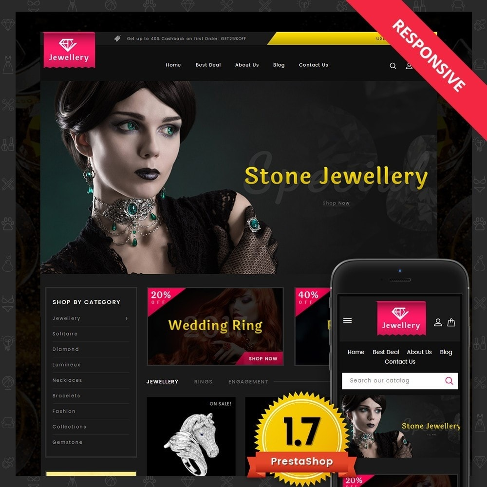 theme - Sieraden & Accessoires - Jewellery Store - 1