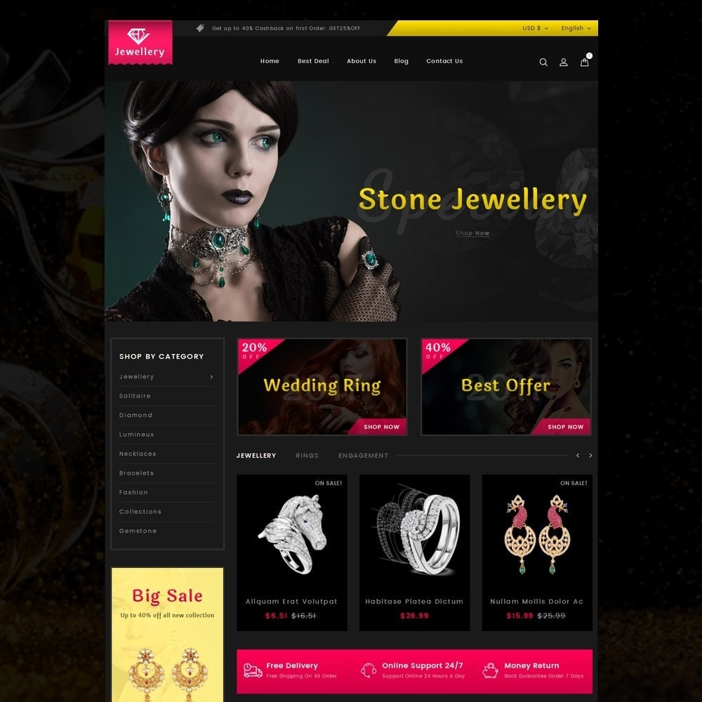 theme - Sieraden & Accessoires - Jewellery Store - 2