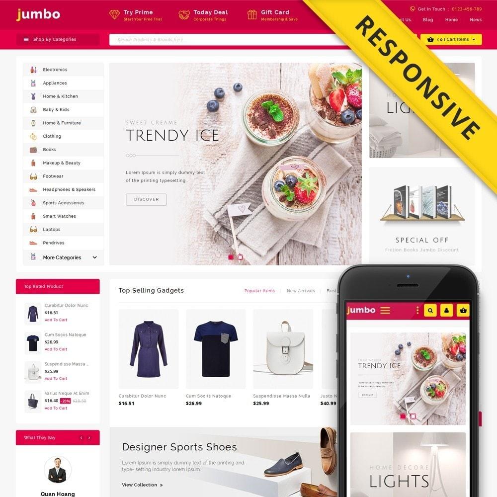 theme - Электроника и компьютеры - Jumbo Multi Purpose Store - 1