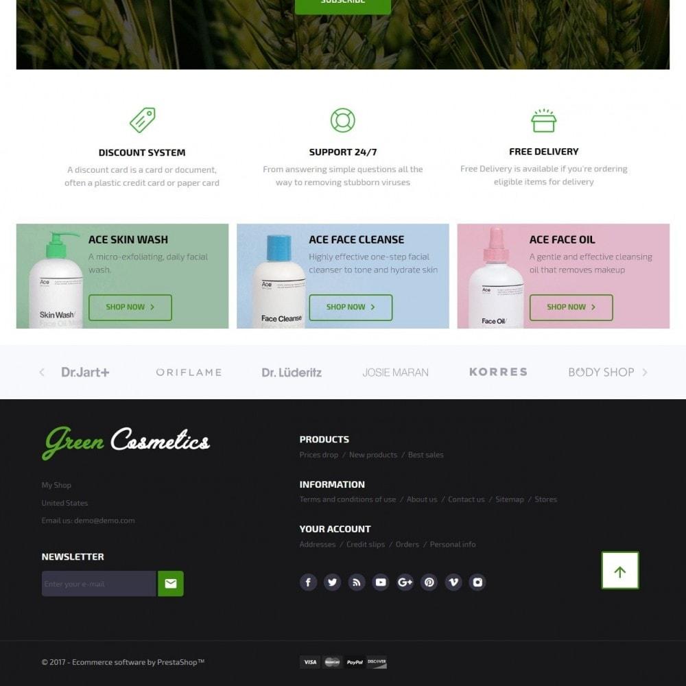 theme - Zdrowie & Uroda - Green Cosmetics - 4