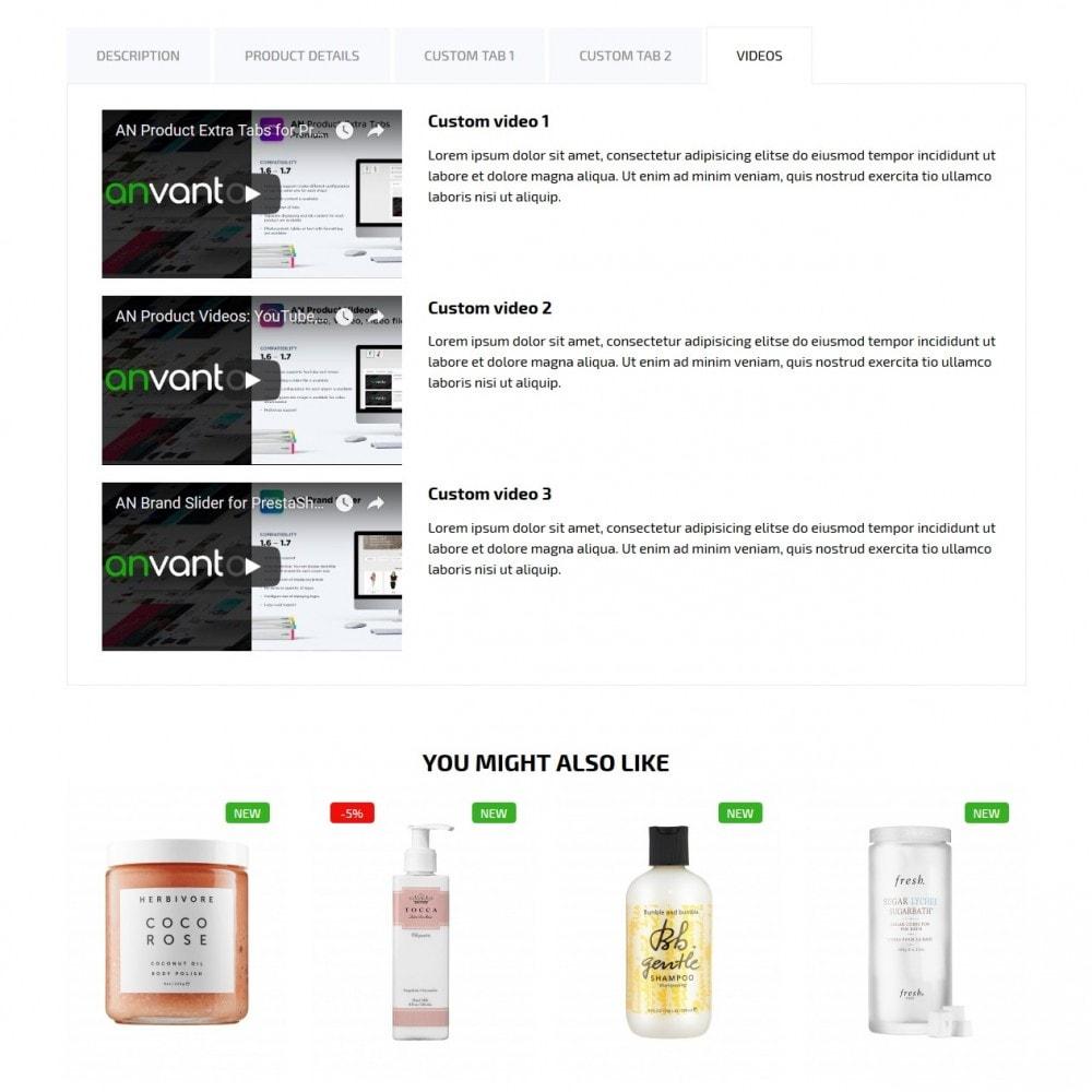 theme - Zdrowie & Uroda - Green Cosmetics - 10