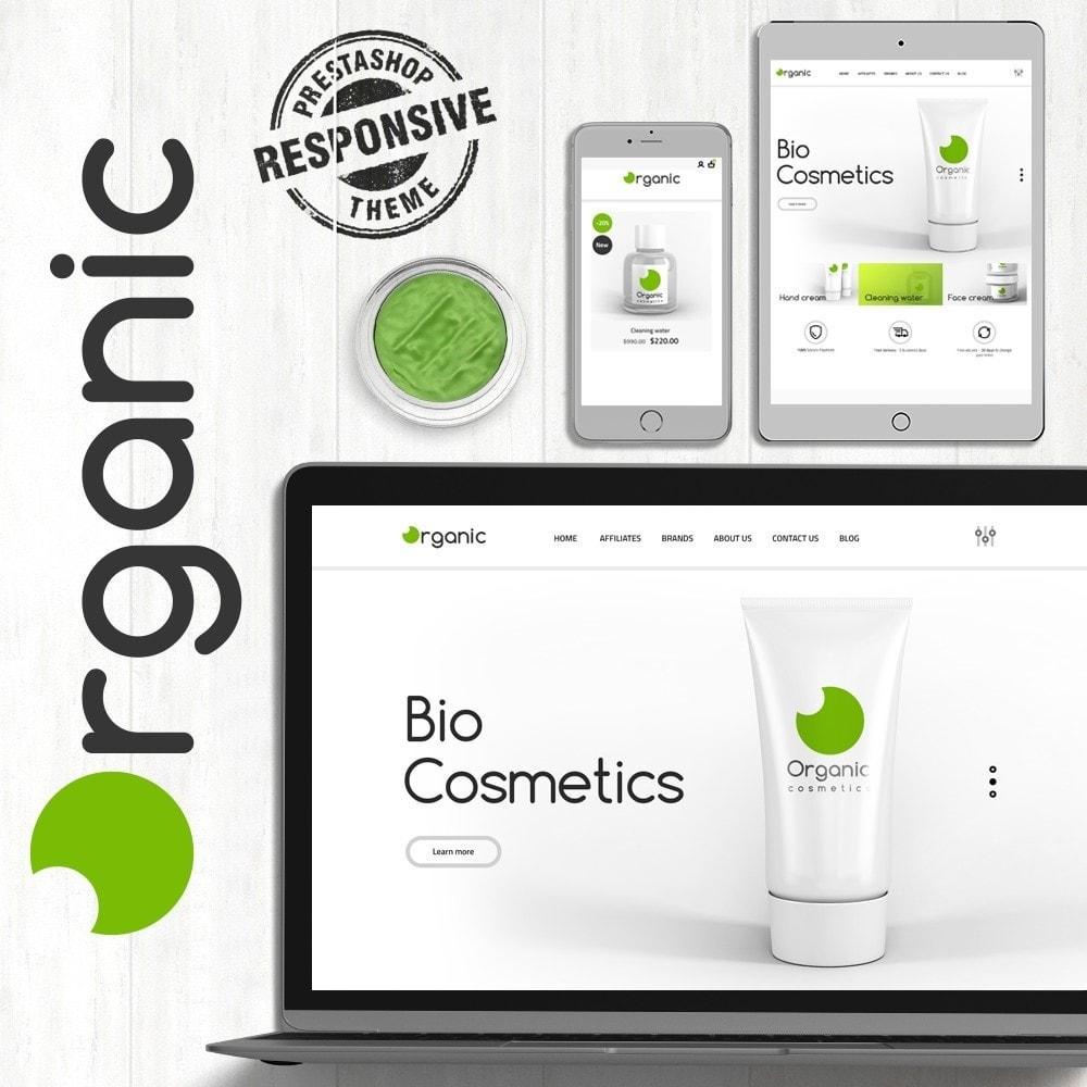 theme - Gesundheit & Schönheit - Organic Cosmetics - 1