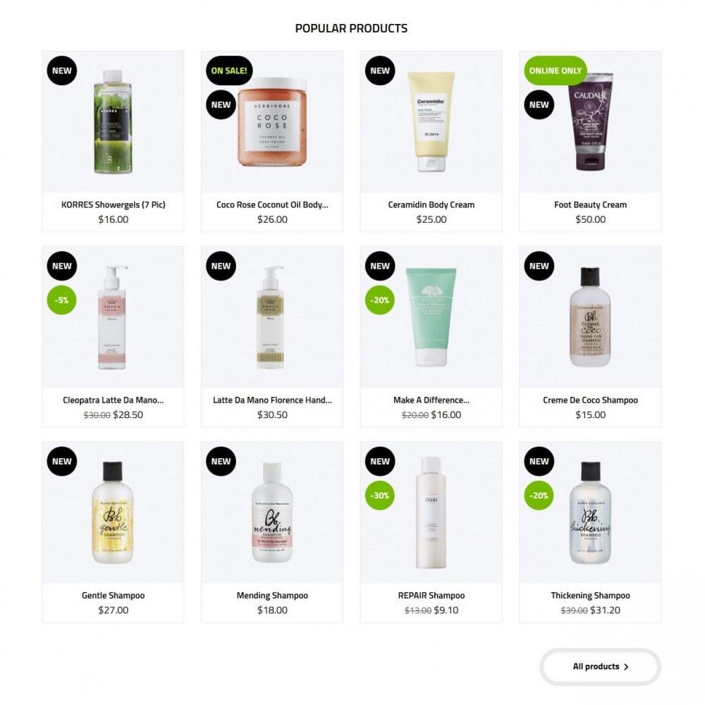 theme - Gesundheit & Schönheit - Organic Cosmetics - 4