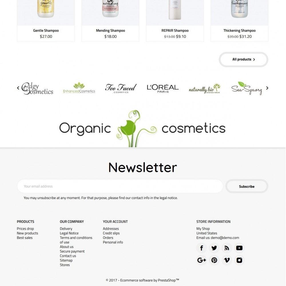 theme - Gesundheit & Schönheit - Organic Cosmetics - 5