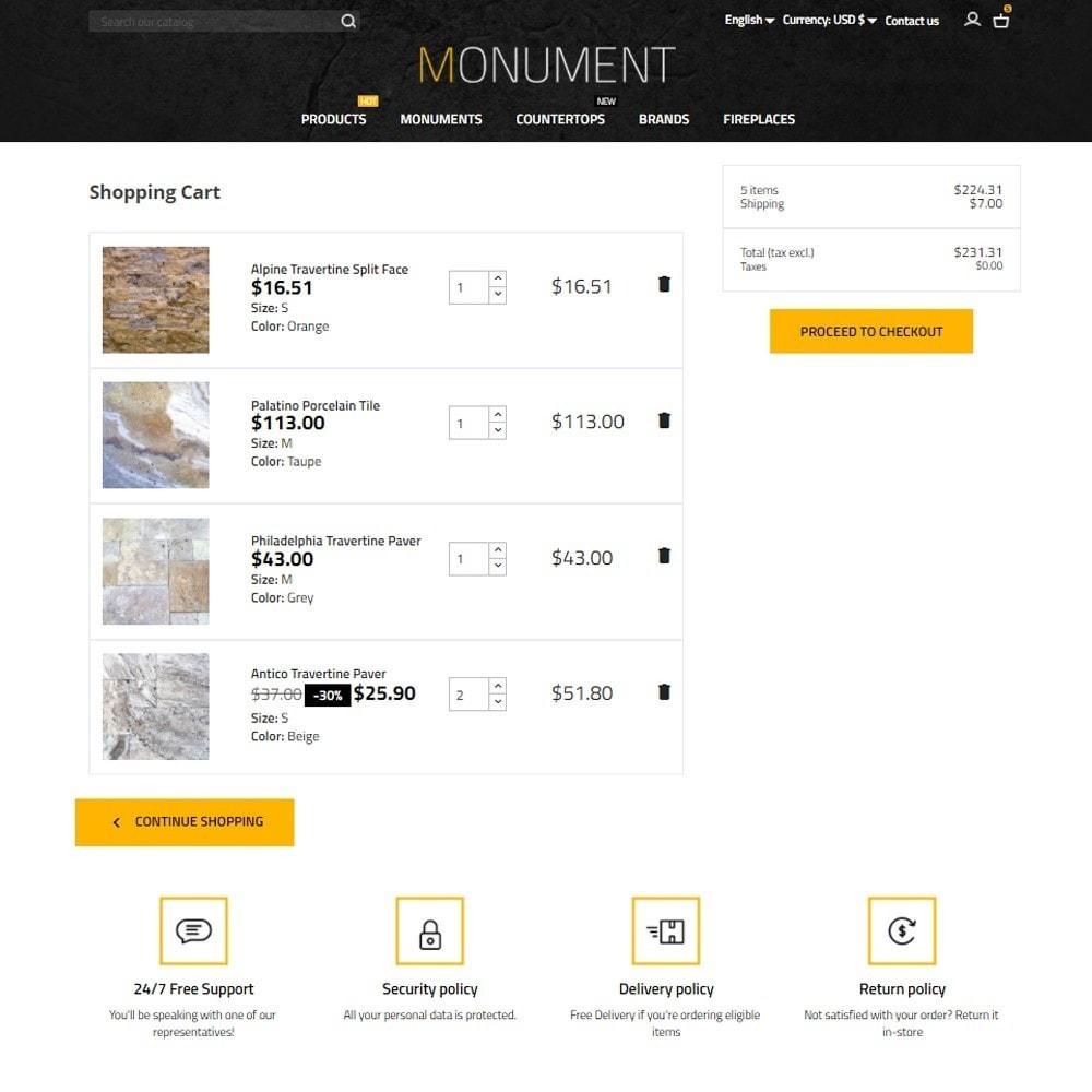 theme - Arte e Cultura - Monument - 7