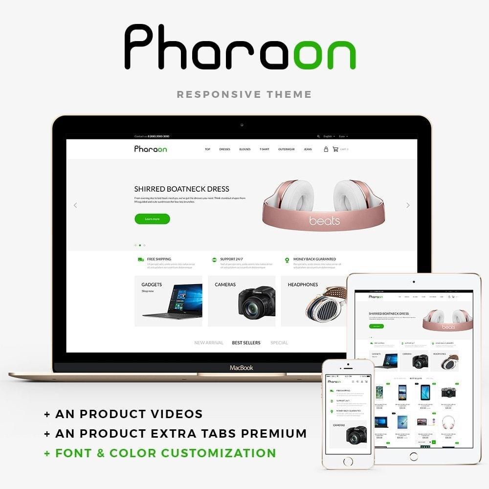 theme - Elettronica & High Tech - Pharaon - High-tech Shop - 1