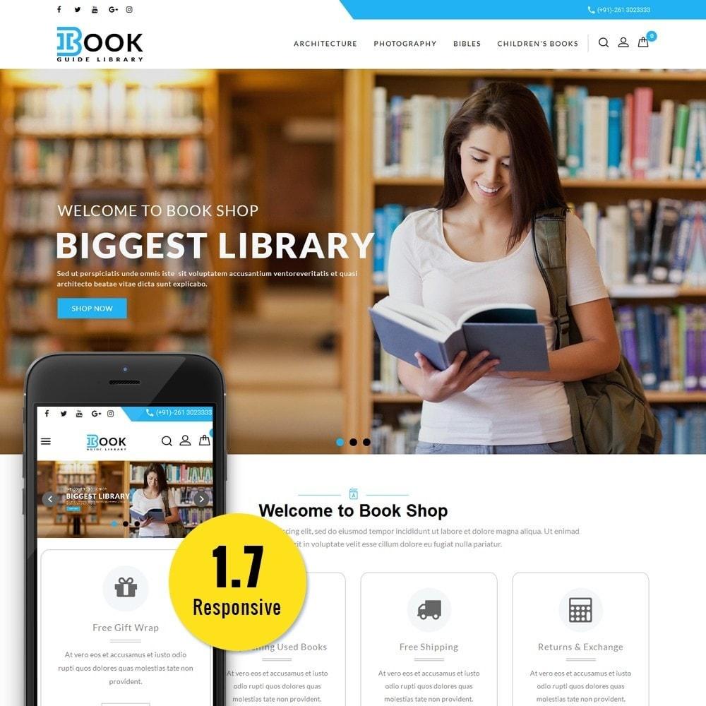 theme - Arte & Cultura - Book Store - 1