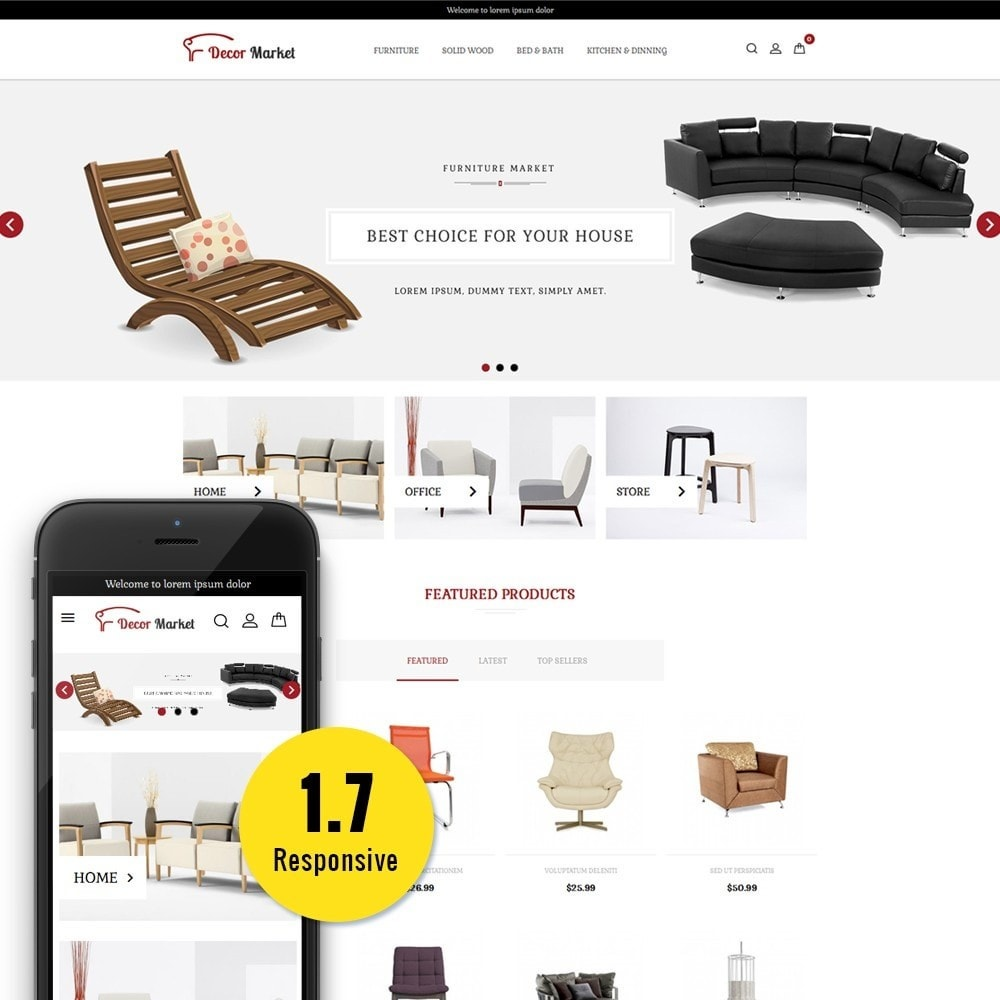 theme - Huis & Buitenleven - DecoreMarket Furniture Store - 1