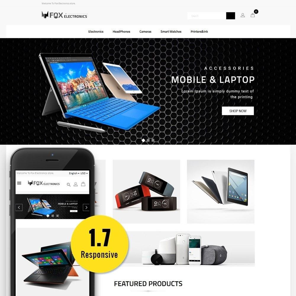 theme - Elektronika & High Tech - Electronics Store - 1