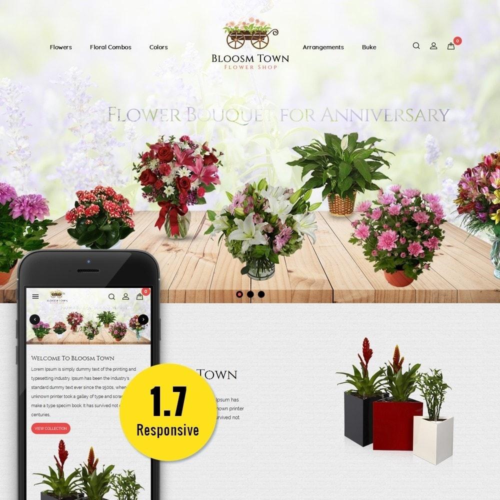 theme - Prezenty, Kwiaty & Uroczystości - Flowershop Store - 1