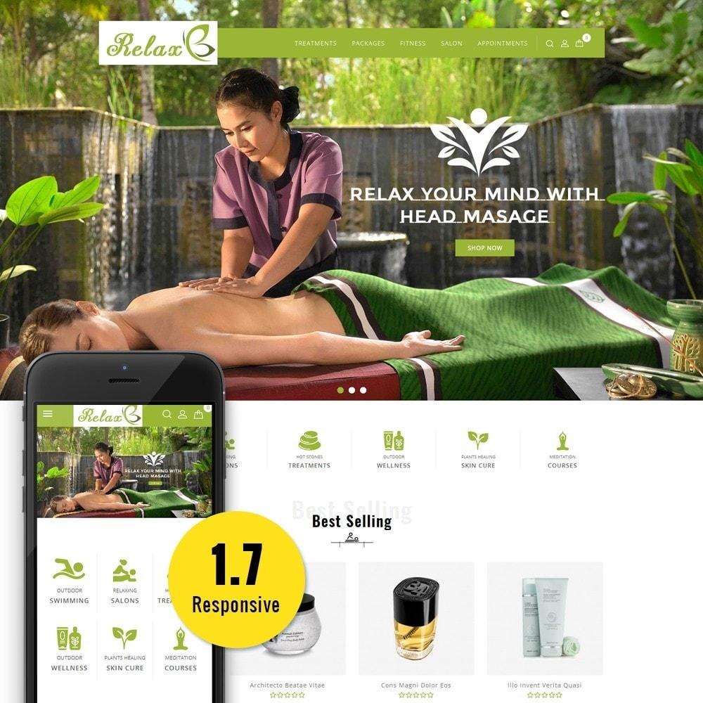 theme - Здоровье и красота - Relax Spa Store - 1