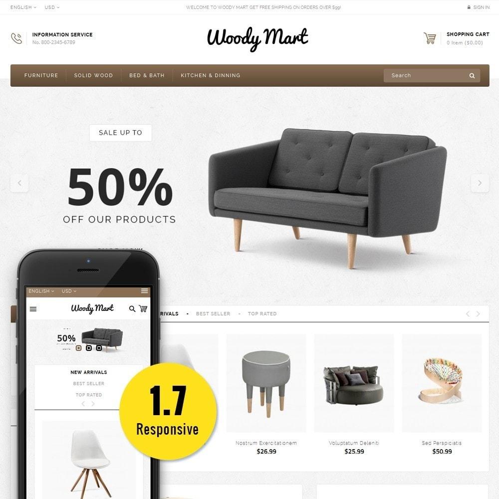 theme - Casa & Giardino - WoodyMart Store - 1