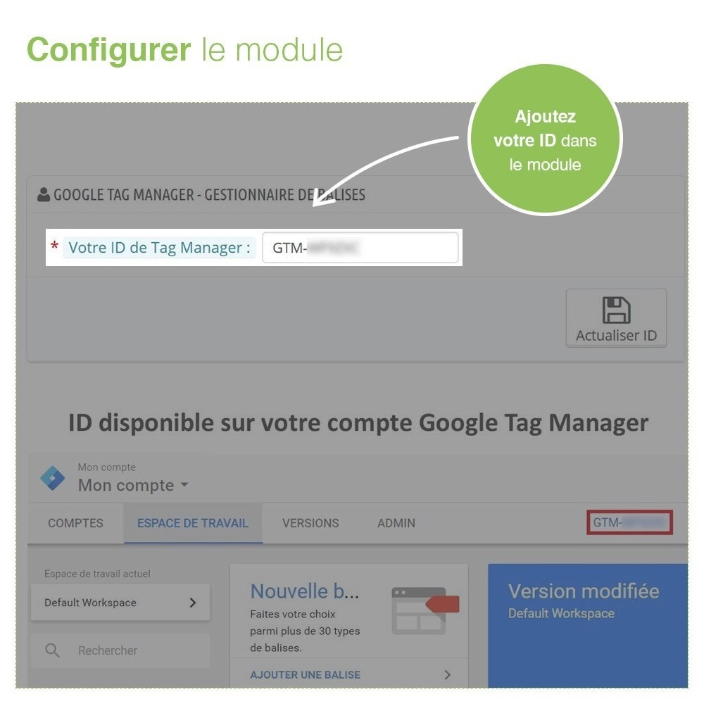 module - Analyses & Statistiques - Google Tag Manager - PRO - 2
