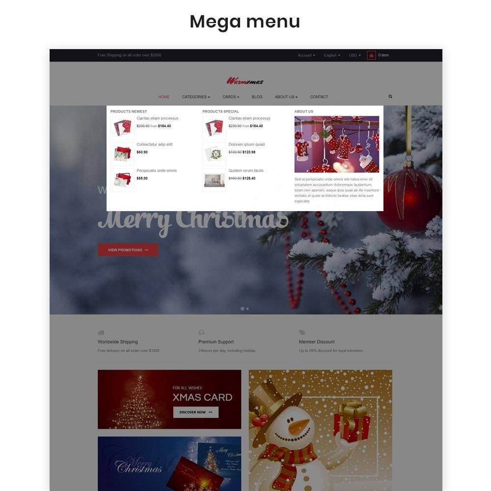 theme - Regalos, Flores y Celebraciones - Leo Warm Xmas - 4