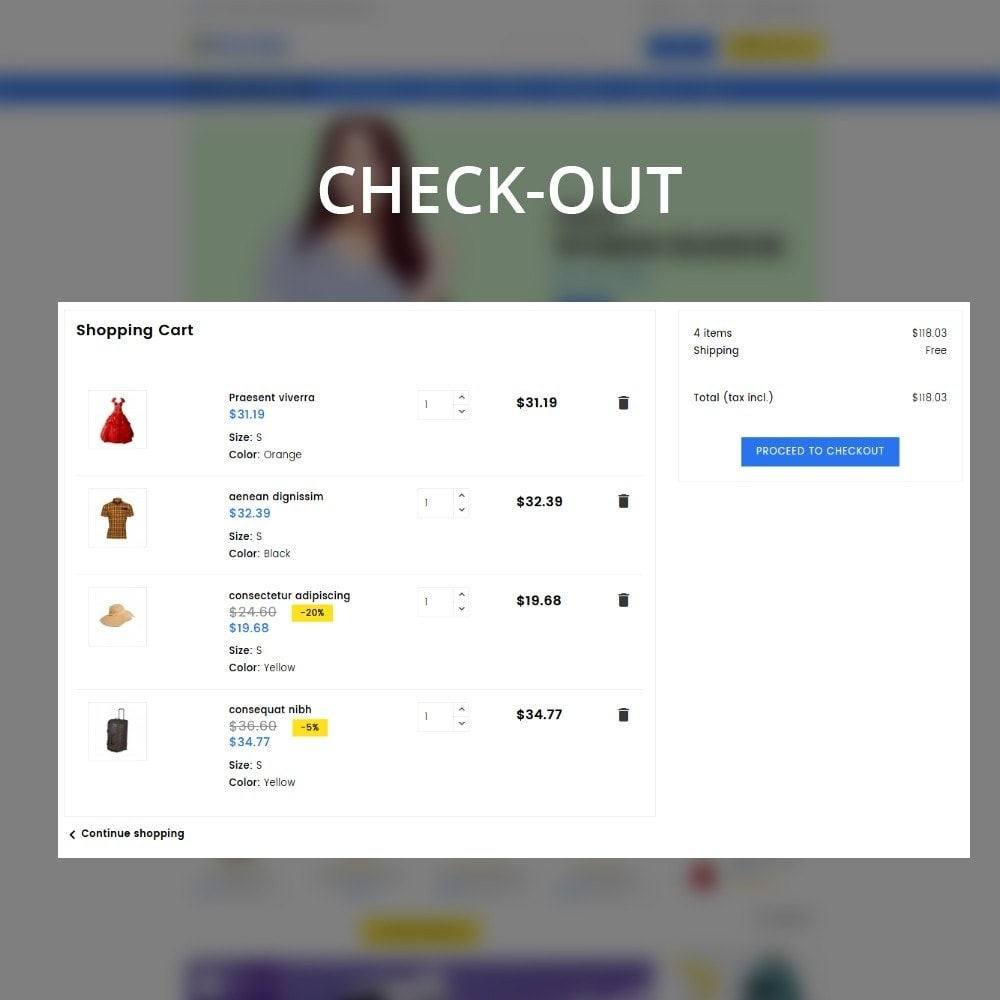 theme - Mode & Schuhe - Opextra Mega Store - 15