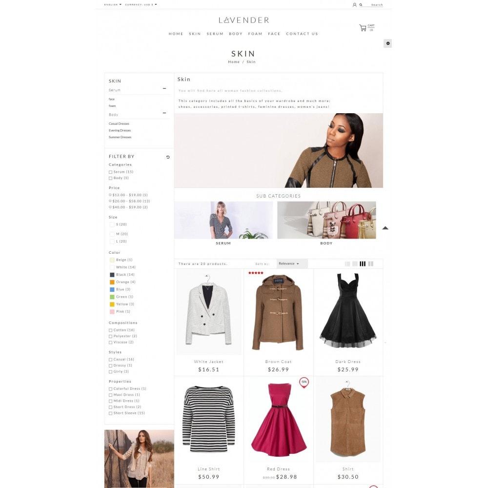 theme - Fashion & Shoes - Lavender Fashion Store - 4
